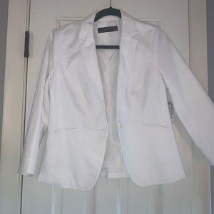 The Limited -White Blazer